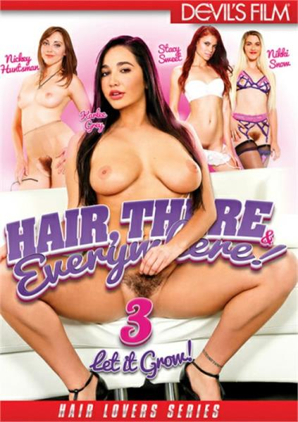 Hair There and Everywhere 3 (2018/WEBRip/SD)