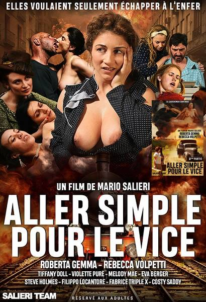 Aller simple pour le vice 1-2 (2018/WEBRip/SD)