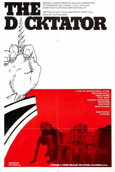 The Dicktator (1974/DVDRip)