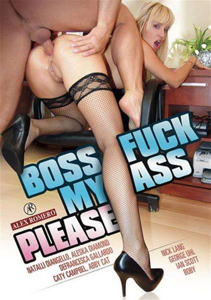 Boss Fuck My Ass Please (2016/WEBRip/HD)