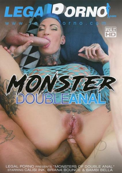 Monster Double Anal (2018/WEBRip/SD)