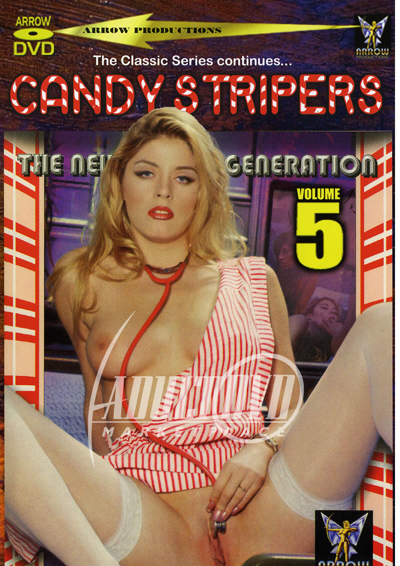 The Candy Striper Dvd By Wicked Pictures