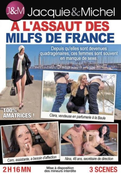 A LAssaut Des MILFs De France