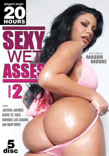 Sexy Wet Asses 2 (2018/DVDRip)
