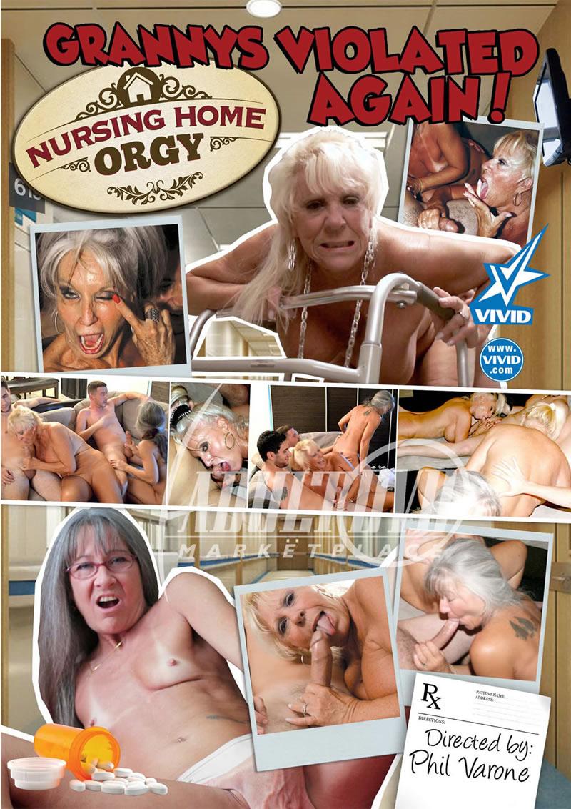 Nursing Home Orgy Grannys Violated Again