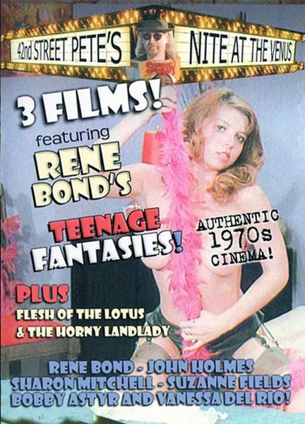The Horny Landlady (1976/VHSRip)