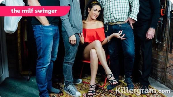 Ella Bella – The Milf Swinger (2018/UKRealitySwingers.com/Killergram.com/480p)