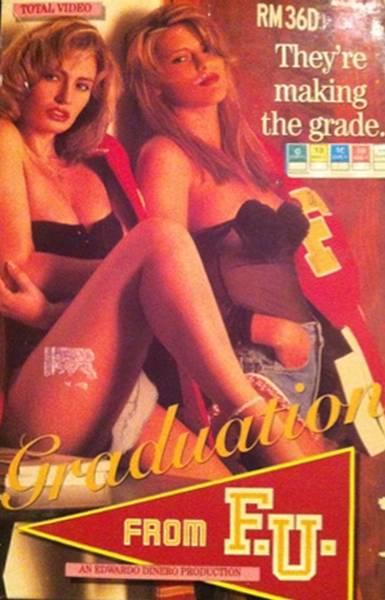 Graduation From FU (1992/VHSRip)