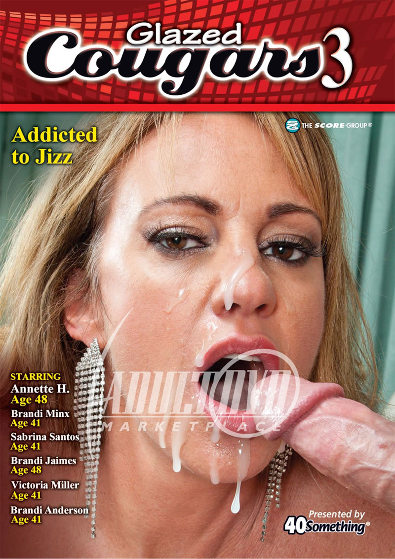 Glazed Cougars 3 (2018)