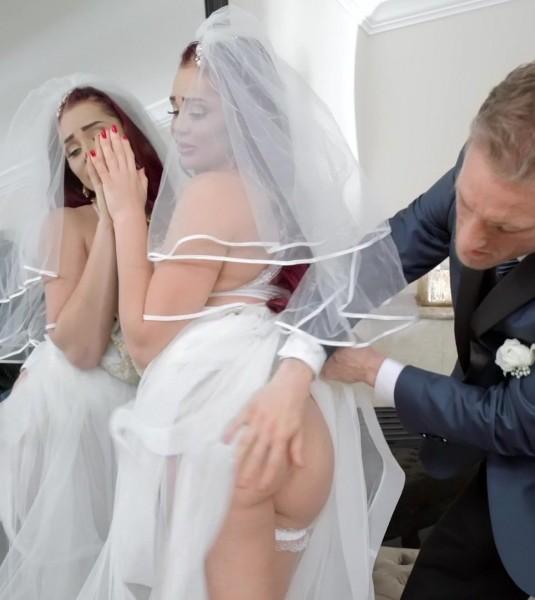 Bride cum on Fuck My