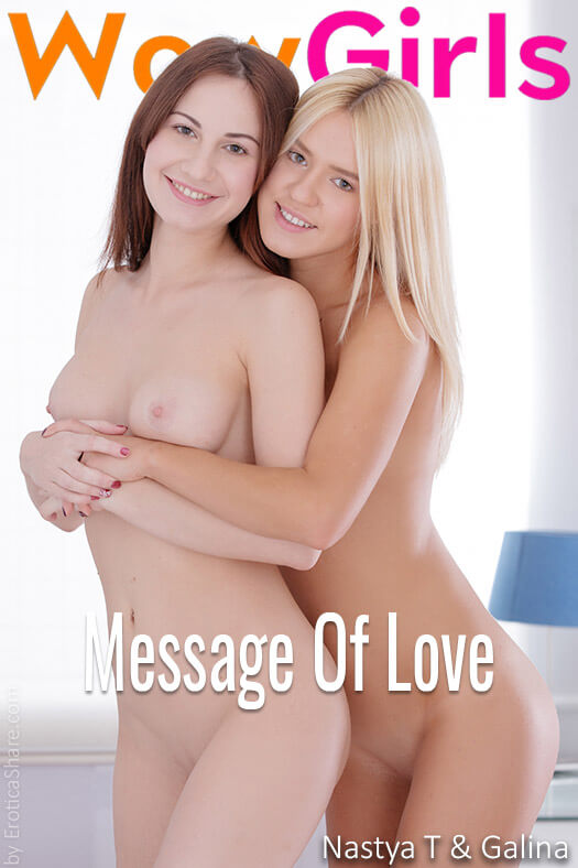 Nastya T, Galina – Message Of Love (WowGirls.com/HD1080p)