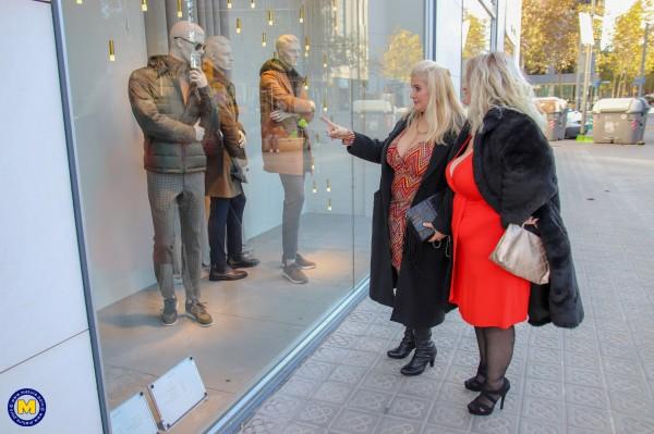 Musa Libertina EU 53, Sophia Lola EU 46 – These Curvy ladies hook up and then some (2018/Mature.nl/HD1080p)
