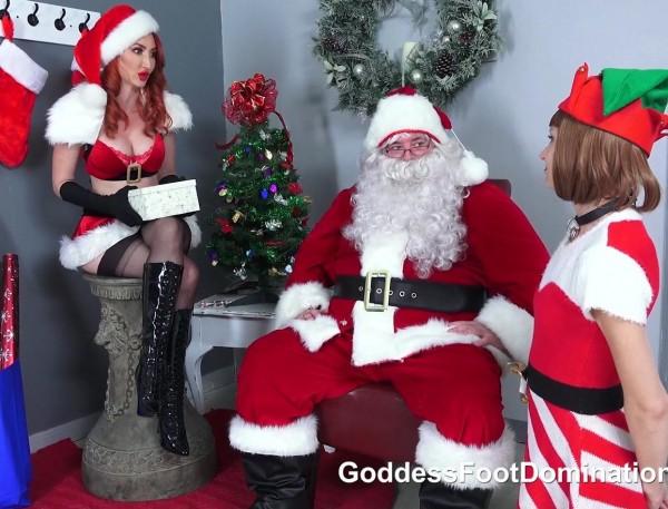 Kendra James – Elfs Low Productivity (2018/Goddessfootdomination.com/FullHD)