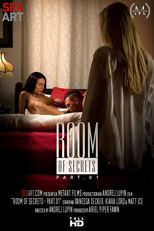 Kiara Lord, Vanessa Decker – Room Of Secret Part 1 (SexArt.com / MetArt.com)