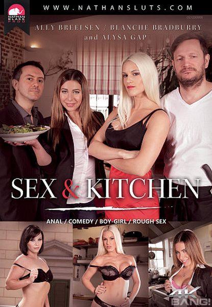 Sex And Kitchen (2018/WEBRip/SD)