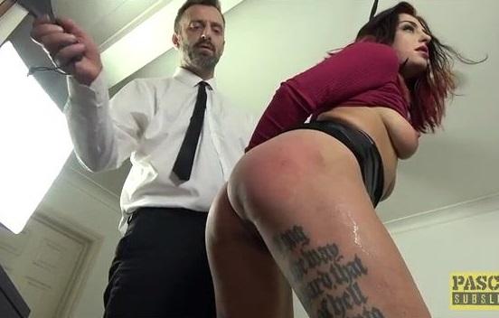Cat Collar – First Porno For Sex-Addicted Slag (2018/Pascalssubsluts.com/480p)