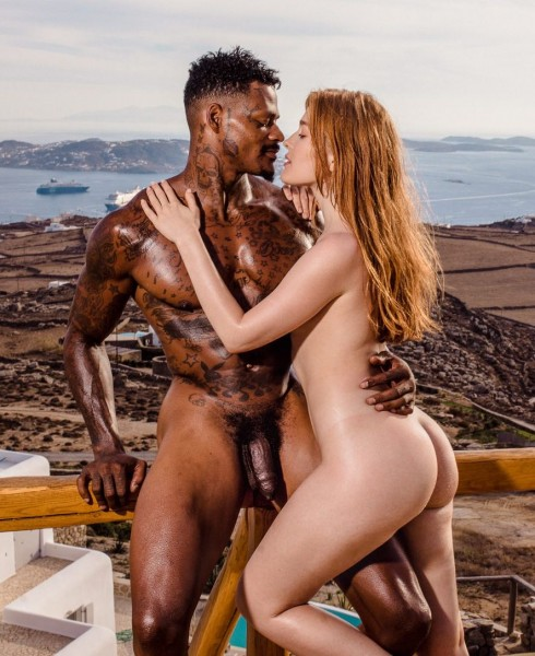 Jia Lissa – The Real Thing (2018/Blacked.com/HD)