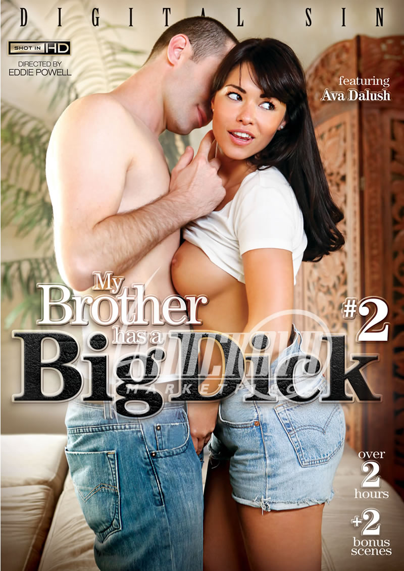 My Brother Has A Big Dick Vol.2