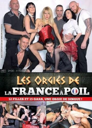 Les Orgies De La France à Poil