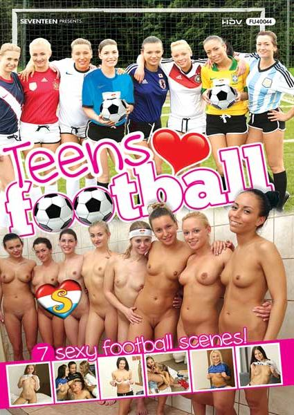 Teens Love Football (2018/WEBRip/HD)