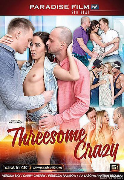 Threesome Crazy (2017/WEBRip/HD)