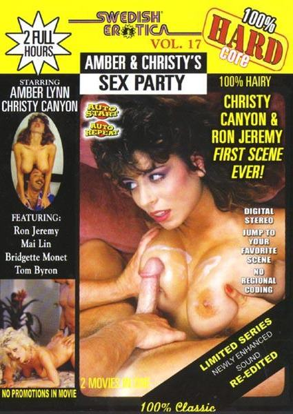 Swedish Erotica Hard 17 – Amber and Christys Sex Party (1993/VHSRip)