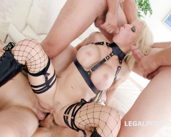 LEGALPORNO – Barbie Sins – Monsters Of DAP With Barbie Sins Balls Deep Anal And DAP, TP, TAP, Gapes, Swallow GIO753