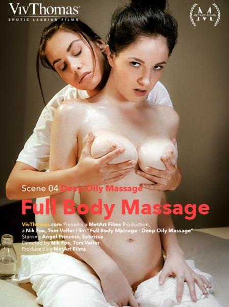Angel Princess, Sabrisse – Full Body Massage Episode 4 – Deep Oily Massage (VivThomas.com/2018/FullHD)