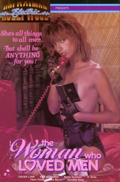 The Woman Who Loved Men (1984/VHSRip)