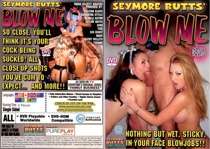 Seymore Butts Blow Me
