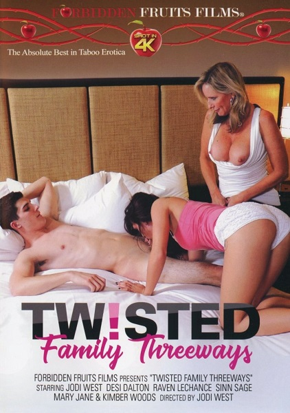 Twisted Family Threeways (2018/WEBRip/HD)