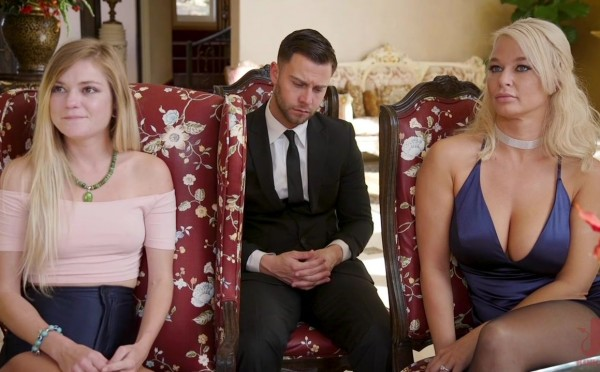 London River, Chloe Foster  Spoiled Mommy And Teen Anally Degraded and Double Penetrated (2018/FamiliesTied/Kink/Standart quality)