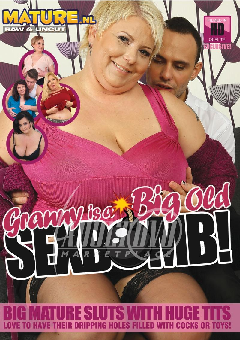 Granny Is A Big Old Sex Bomb (2018)