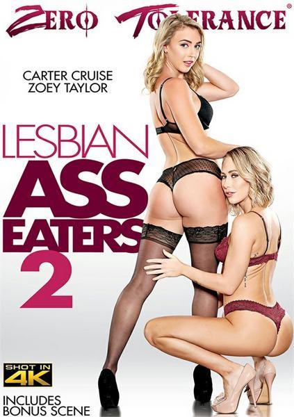 Lesbian Ass Eaters 2 (2018/WEBRip/SD)