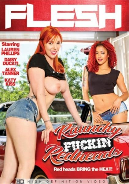 Raunchy Fuckin Redheads (2018/WEBRip/SD)