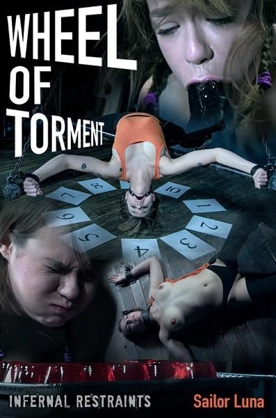 Sailor Luna – Wheel of Torment (2018/InfernalRestraints.com/IntersecInteractive.com/480p)