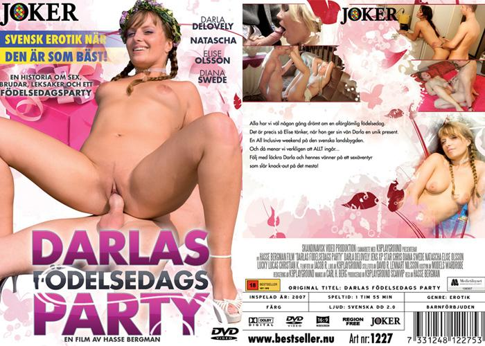 Darlas Fodelsedags Party