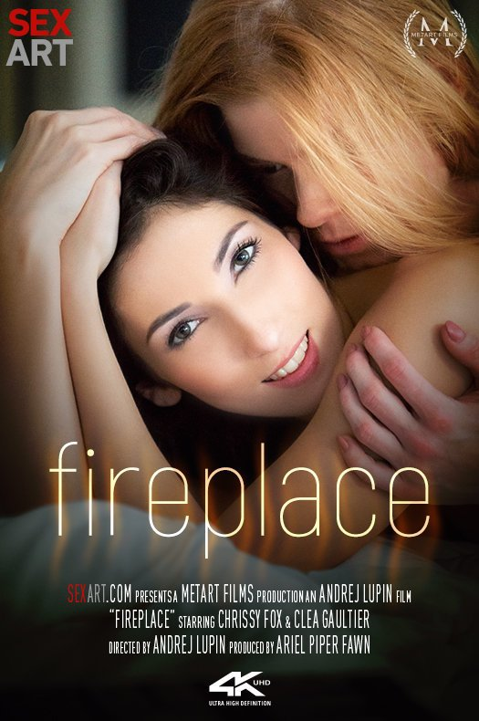 Chrissy Fox & Clea Gaultier – Fire Place (SexArt.com/HD1080p)