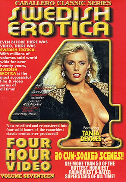 Swedish Erotica 17 (1987/DVDRip)