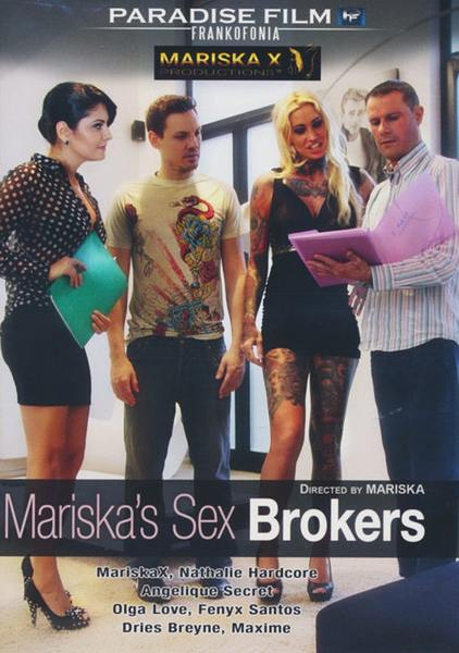 Mariskas Sex Brokers (2017/WEBRip/SD)