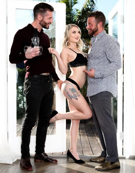 Homemade Threesome Scene 1