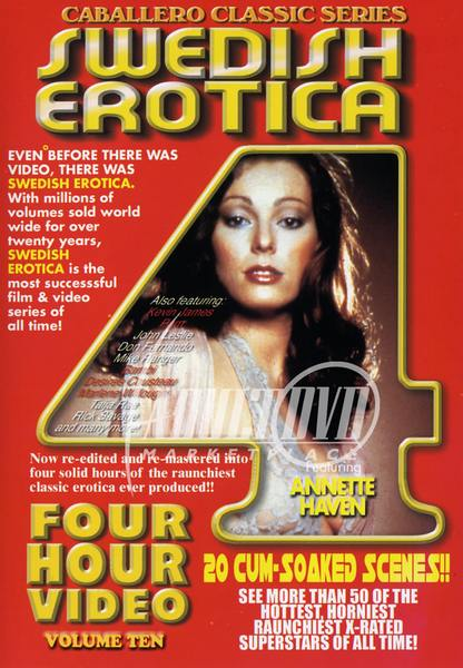 Swedish Erotica 10 (1981/DVDRip)