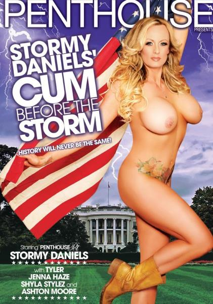 Stormy Daniels Cum Before The Storm (2019/DVDRip)
