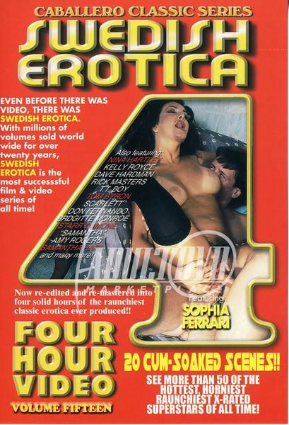 Swedish Erotica 15 (1981/DVDRip)