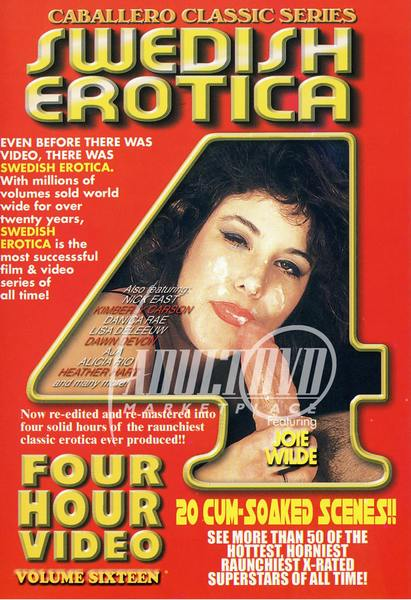 Swedish Erotica 16 (1981/DVDRip)