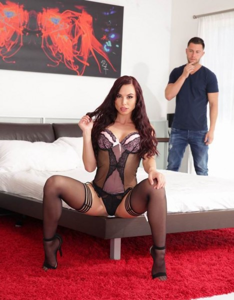 Aidra Fox – Axel Brauns Dirty Talk 3, Scene 1 (2019/Wicked.com/HD1080p)