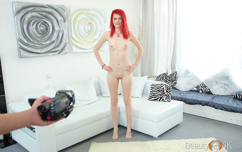Anna Swix – Interview With A Redhead (TeenMegaWorld.net/HD1080p)
