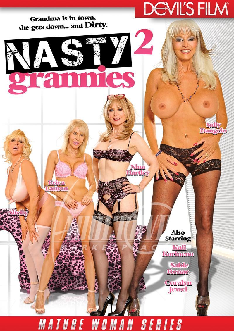 Nasty Grannies 2 (2018)
