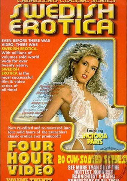 Swedish Erotica 20 (1981/DVDRip)