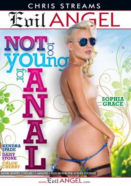 Not Too Young For Anal (2018/WEBRip/SD)